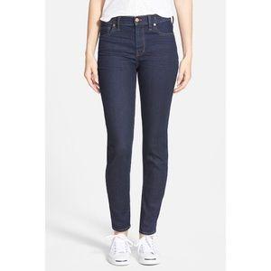 "MADEWELL | 9"" High Riser Skinny Jeans"